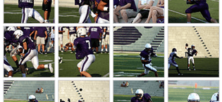High School Sports Apps - Mobile Photo galleries